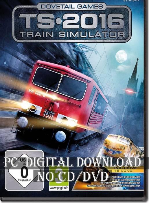Train Simulator 2016 Price in India - Buy Train Simulator