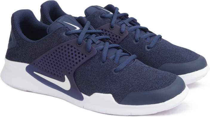 Nike ARROWZ Running Shoes For Men - Buy MNNAVYWHITE Color Nike ... 6e544a25ede1