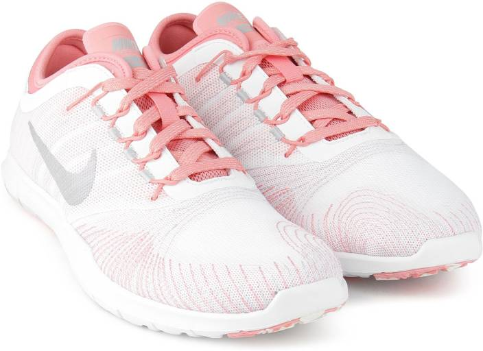 9a329e0f90f9 Nike WMNS NIKE FLEX ADAPT TR PRM Running Shoes For Women - Buy WHITE ...