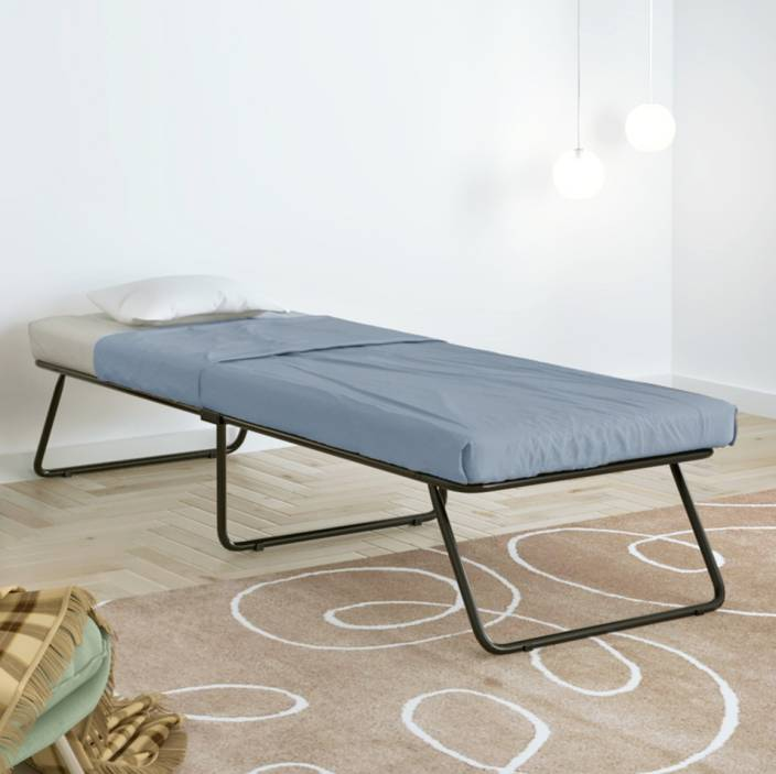 Camabeds Smart Guest Folding Bed Metal Single Bed Price In India