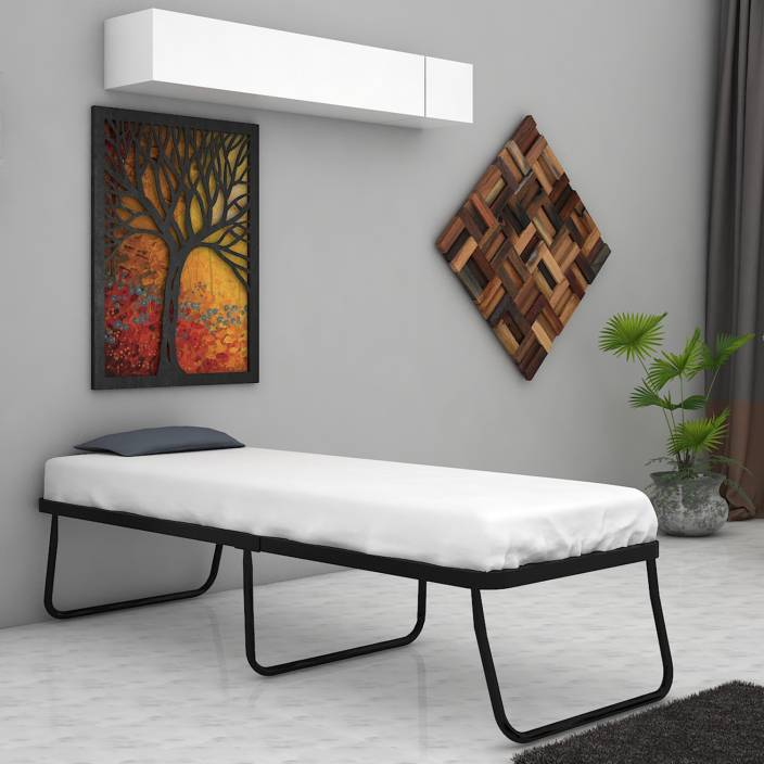 Camabeds Needus Premium Folding Metal Single Bed