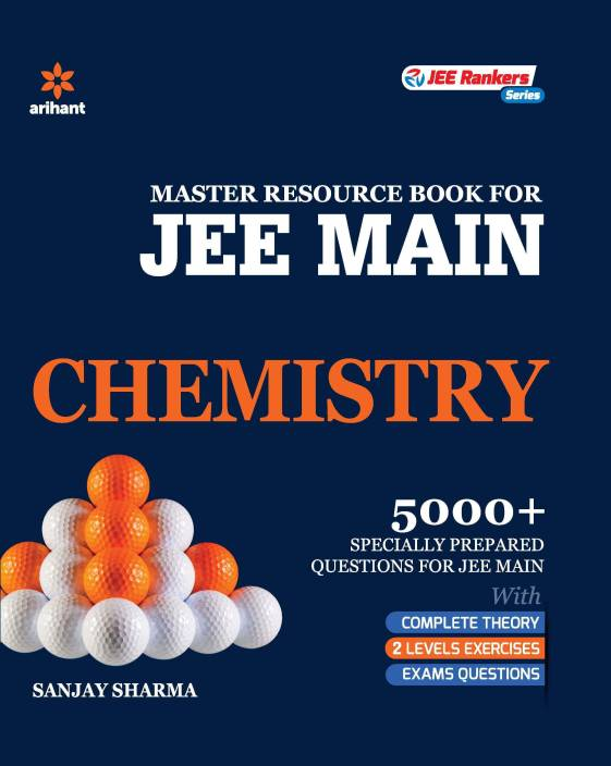 JEE Main Master Resource Book for Chemistry : With Complete