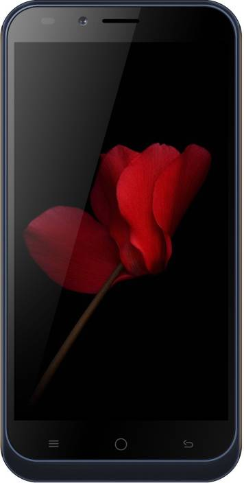 Karbonn Aura Note 2 with 4G VoLTE (Blue & Champagne, 16 GB)