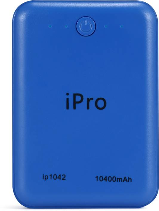 Ipro 10400 mAh Power Bank (IP1042)