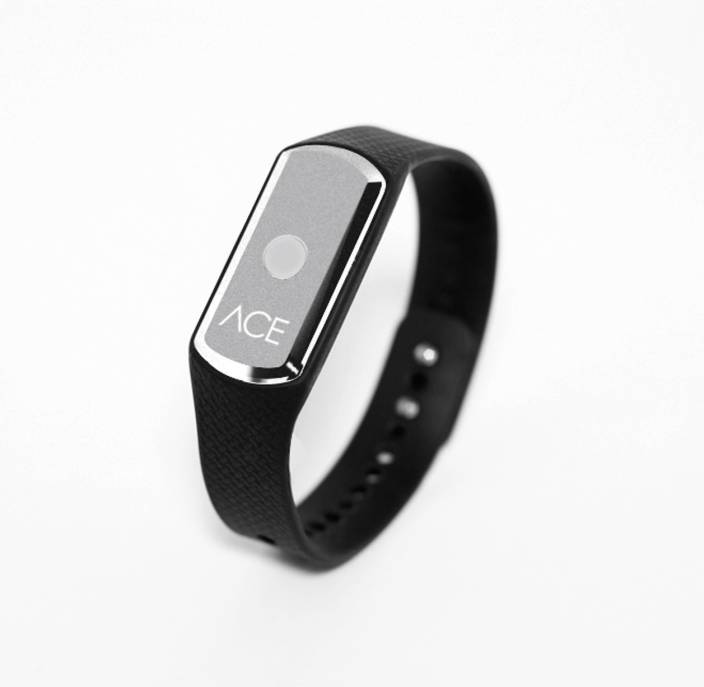 Buy itek ace fb001 fitness band (black) online at best price.