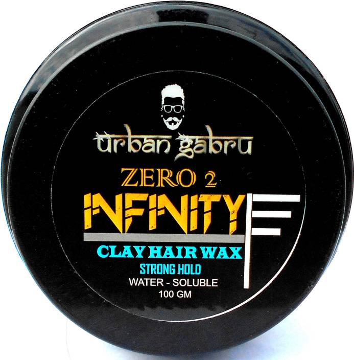 UrbanGabru UrbanGabru Hair Wax : Zero to Infinity - Strong Hold | Volume | Hair Style 100 GM Wax