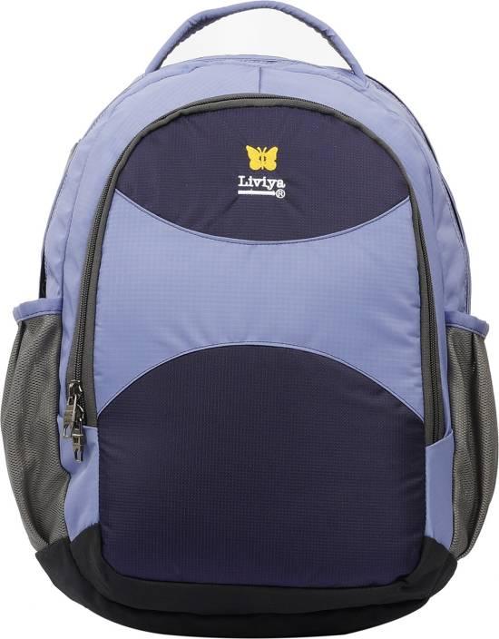 d818edef2c2f Liviya SB-1176 35 L Backpack (Blue