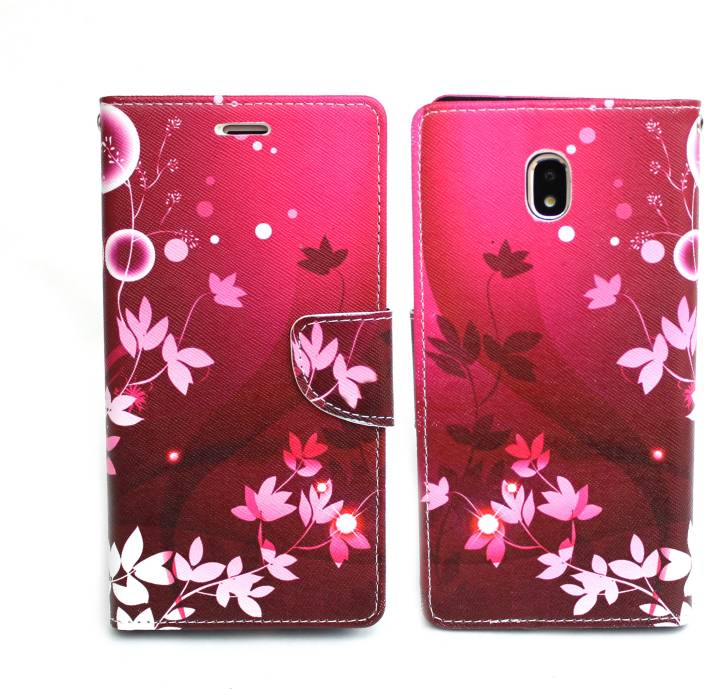 reputable site 195a1 ad8c1 Fashion Flip Cover for Samsung Galaxy J7 Pro