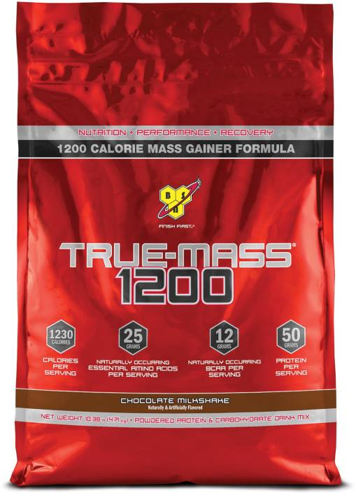 BSN True Mass 1200 Weight Gainers/Mass Gainers