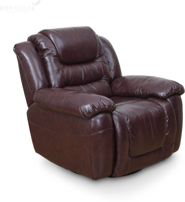 RoyalOak Wave Bonded Leather Manual Recliners  sc 1 st  Flipkart : recliners india - islam-shia.org
