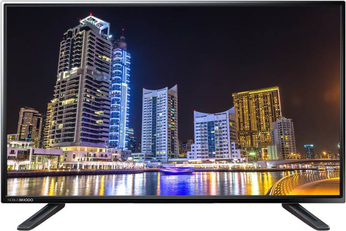 84ea70807 Noble Skiodo R-32 80cm (32 inch) HD Ready LED TV Online at best ...
