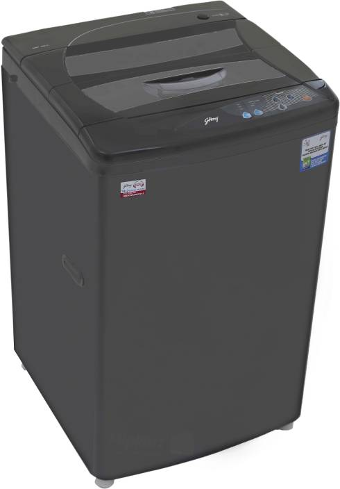 Godrej 5.8 kg Fully Automatic Top Load Washing Machine Grey