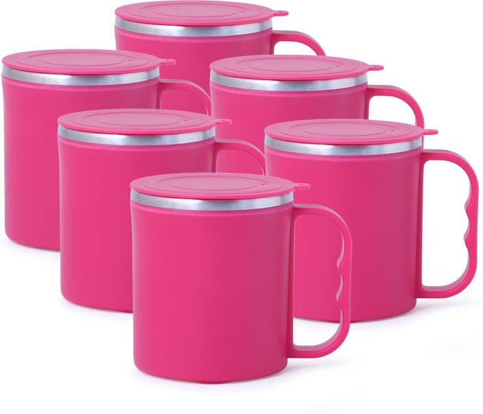 Maa Khwab Mathur Makers Drinking Unbreakable Pink Color Hot