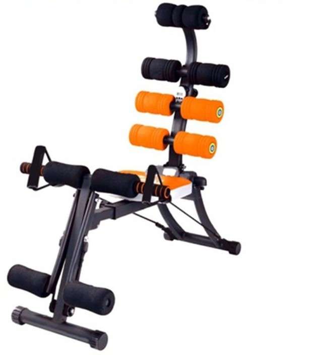 Telebrands master blaster six pack abs care abdominal trainer abs