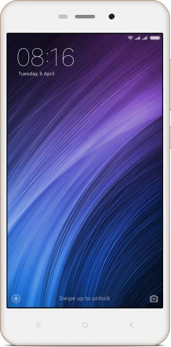 Redmi 4A (Gold, 32 GB)