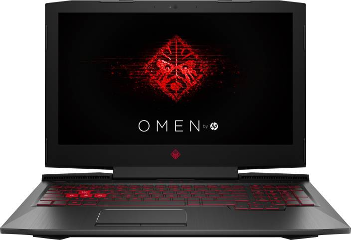 HP Omen Core i7 7th Gen - (16 GB/1 TB HDD/128 GB SSD/Windows 10 Home/4 GB Graphics) 15-ce072TX Gaming Laptop
