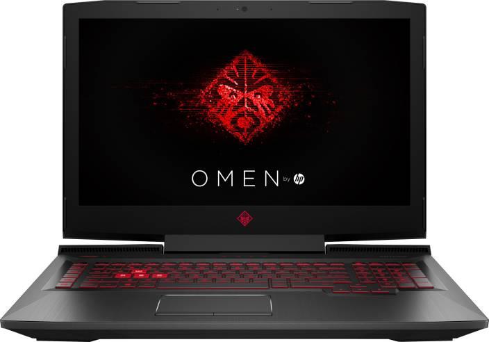 HP Omen Core i7 7th Gen    16  GB/1 TB HDD/256  GB SSD/Windows 10 Home/6  GB Graphics  17 an010TX Gaming ...