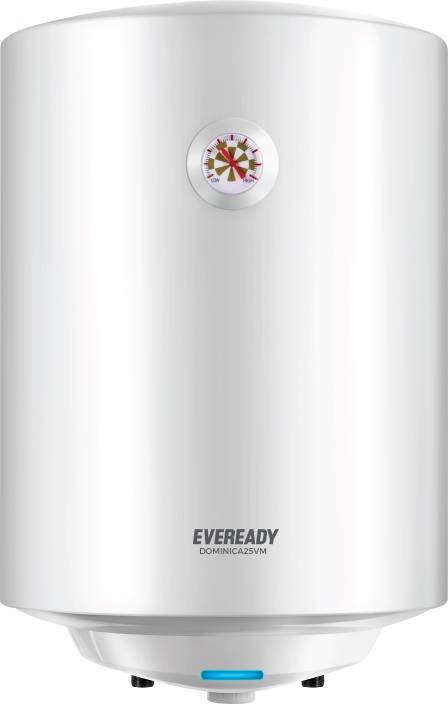 Eveready 25 L Storage Water Geyser
