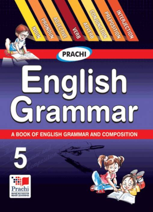 ENGLISH GRAMMAR CLASS 5: Buy ENGLISH GRAMMAR CLASS 5 by DR