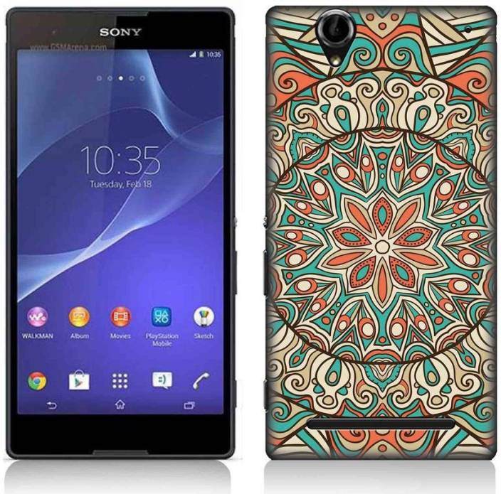 pretty nice 3980b 38ae0 SWANK THE NEW SWAG Back Cover for Sony Xperia T2 Ultra Dual - SWANK ...