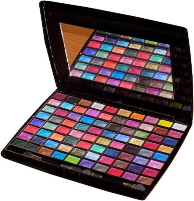 M.A.C Long Lasting Makeup 80 Color Studio Special Eyeshadow Palette (Multicolor) 85 g (Multi)