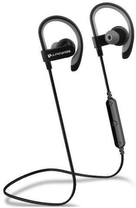 Ultraprolink Um0067gry Pro Fit Wireless Earphones Gry Bluetooth