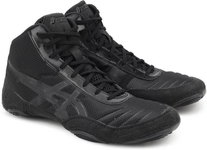 d5959cd223964a Asics JB ELITE V2.0 Wrestling Shoes For Men - Buy BLACK ONYX Color ...