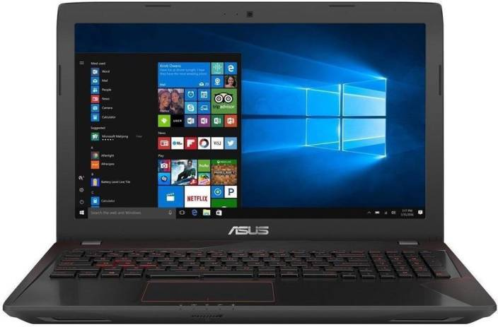 Asus FX Core i5 7th Gen - (8 GB/1 TB HDD/Linux/2 GB Graphics) FX553VD-DM324 Gaming Laptop