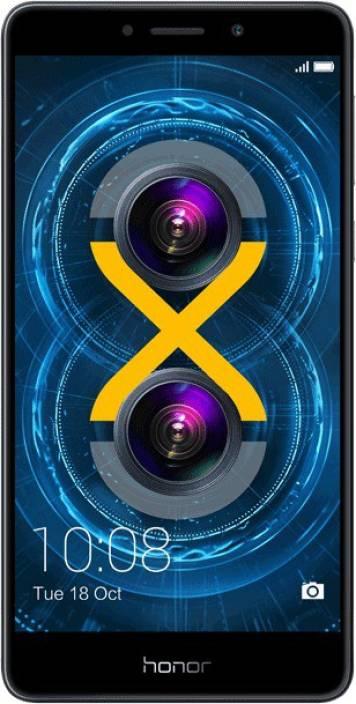 Honor 6X (Grey, 64 GB)