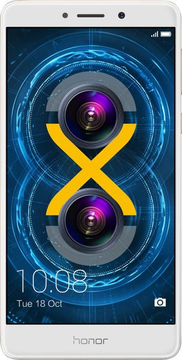 Honor 6X (Gold, 32 GB)
