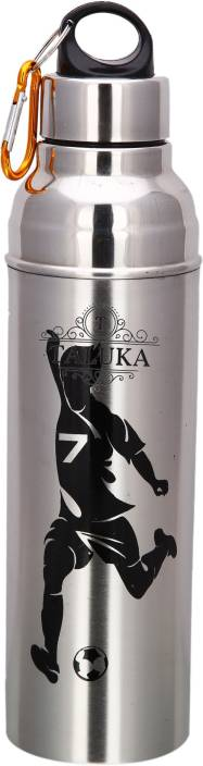 "Taluka (10.8"" x 2.8"" Inches approx) Stainless Steel Water bottle Sports Bottle Sipper Caacity :- 1 Liter Weight :- 280 Grams 1000 ml Bottle"