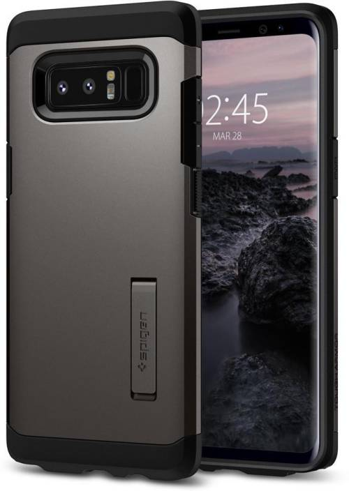 half off aa850 2b183 Spigen Back Cover for Samsung Galaxy Note 8
