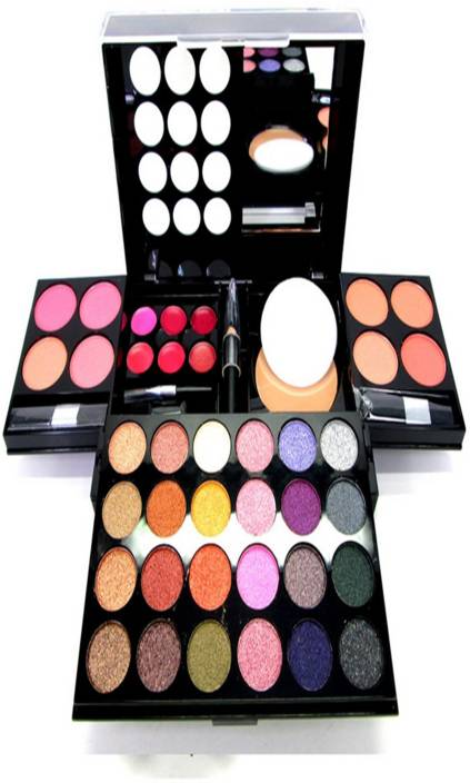 Sivanna Colors Pro Makeup Palette - Price in India, Buy Sivanna Colors Pro Makeup Palette Online In India, Reviews, Ratings & Features | Flipkart.com