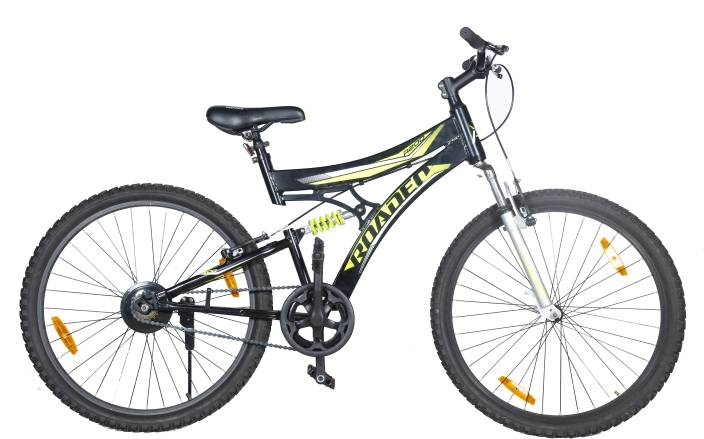 For 5518/-(54% Off) Hercules Roadeo A200 26 T Single Speed Mountain Cycle at Flipkart
