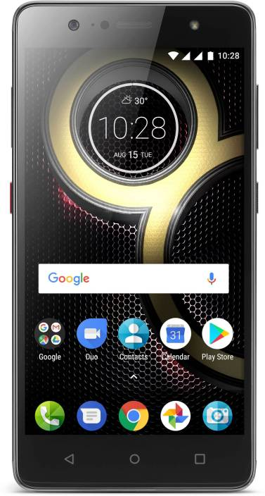 Lenovo K8 (Venom Black, 32 GB)