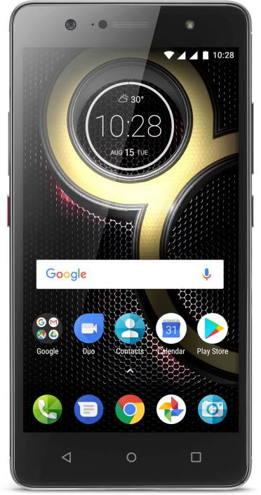 1e33db75a35 Lenovo K8 Plus (Venom Black