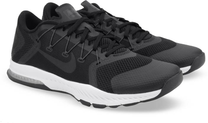 3954368c8189 Nike ZOOM TRAIN COMPLETE Training Shoes For Men - Buy BLACK ...