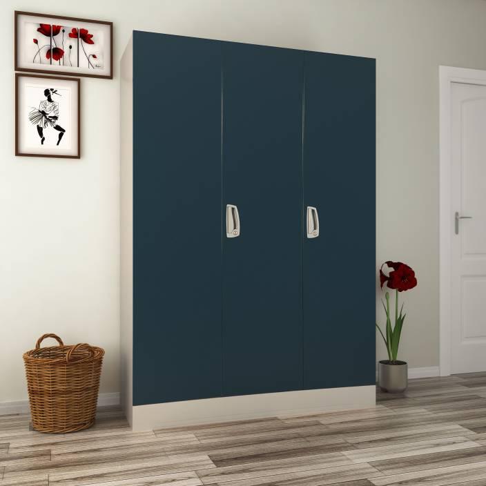 Godrej interio slimline 3 wl metal almirah price in india for Buy godrej home furniture online india