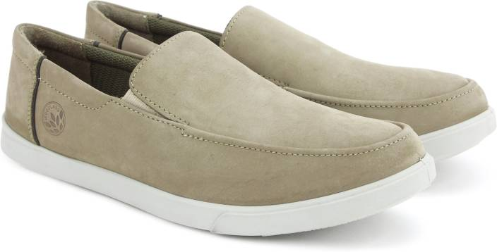 Woodland Loafers For Men