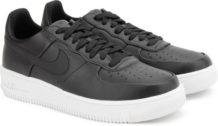 d726813efb864f Nike AIR FORCE 1 ULTRA FORCE Basketball Shoes For Men - Buy BLACK ...