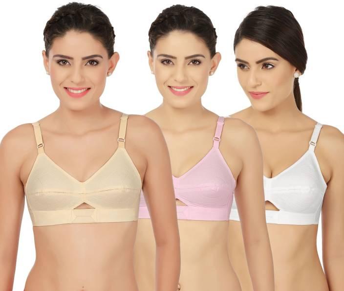 018e805b24 Rupa Softline byRupa Chanderkiran Women Full Coverage Non Padded Bra ...