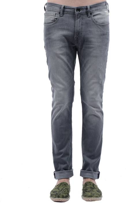 5c938fe6ef Pepe Jeans Slim Men s Grey Jeans - Buy GR-BLAST Pepe Jeans Slim Men s Grey  Jeans Online at Best Prices in India