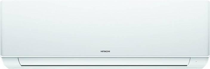 Hitachi 1.2 Ton 3 Star BEE Rating 2017 Split AC  - White