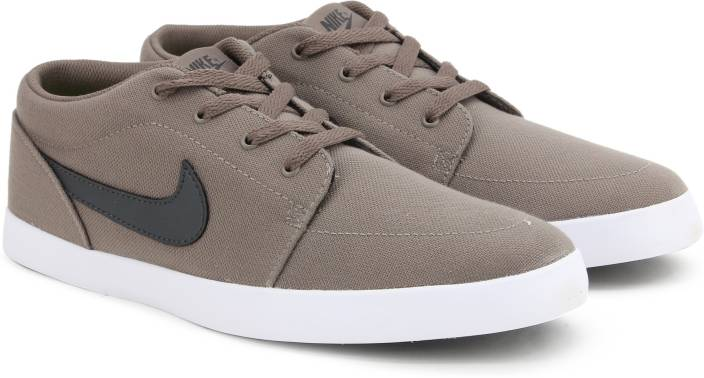 31225d2aa9de Nike VOLEIO CANVAS Sneakers For Men - Buy DARK MUSHROOM ANTHRACITE ...