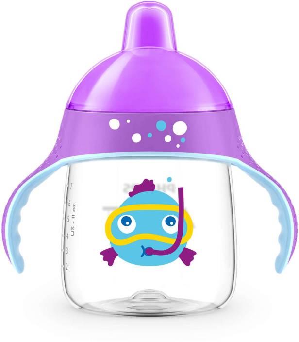Philips Avent Premium Spout Cup 260ml - Purple
