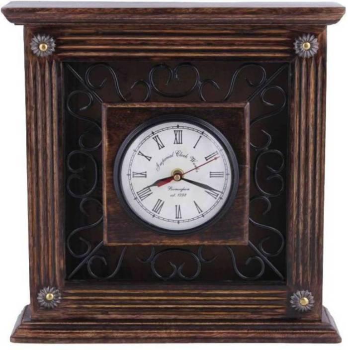 Decorasia Analog Wall Clock