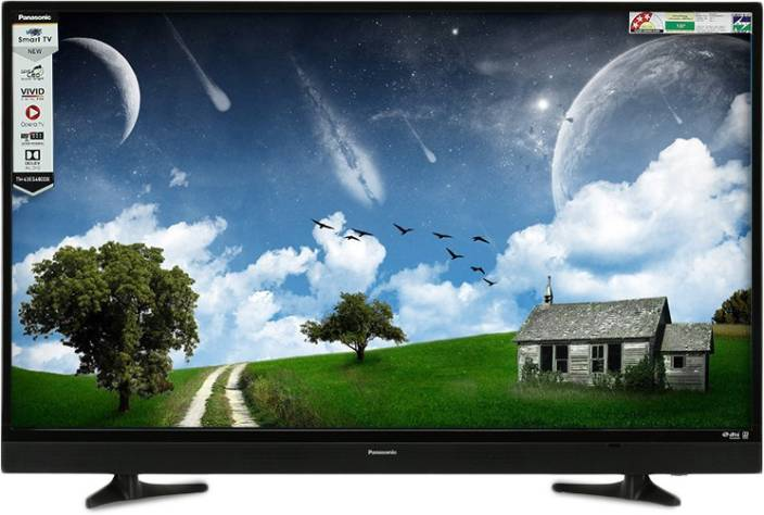 Panasonic 109 cm (43 inch) Full HD LED Smart TV