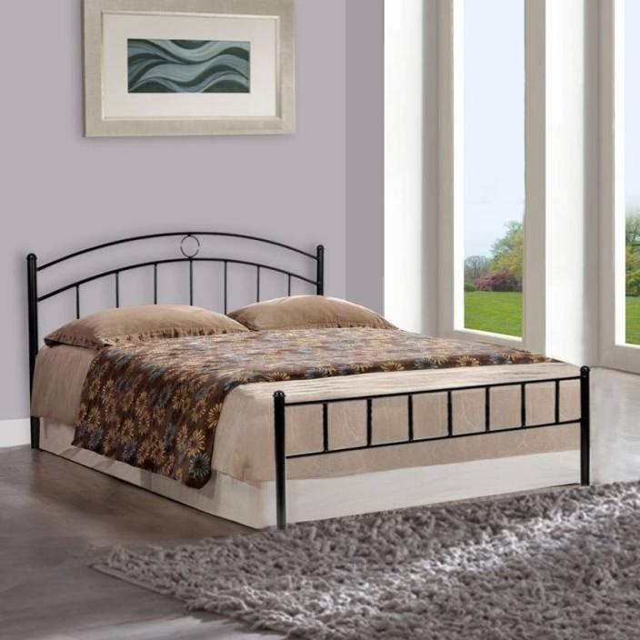 nancy metal king bed