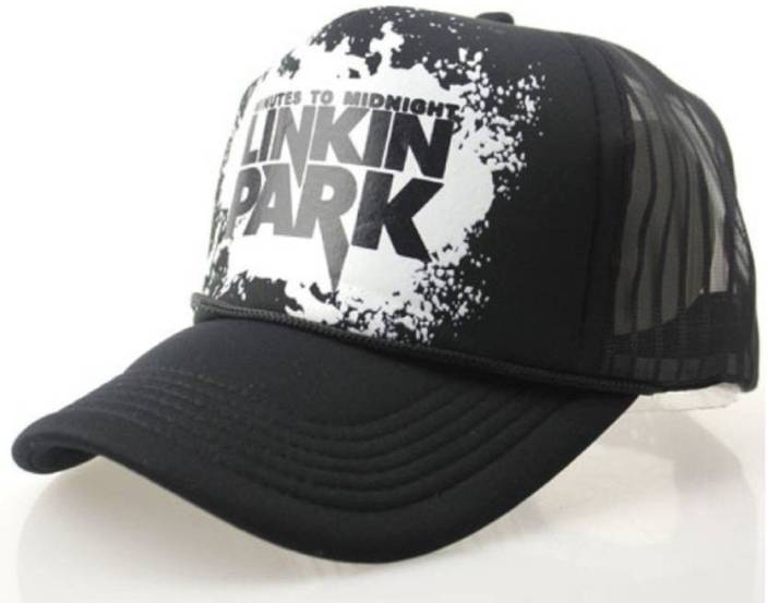 Empower Earth Printed Linkin Park Cap - Buy Empower Earth Printed Linkin  Park Cap Online at Best Prices in India  e07eaf90a6f