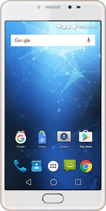 Panasonic Eluga Ray X (Champagne Gold, 32 GB)